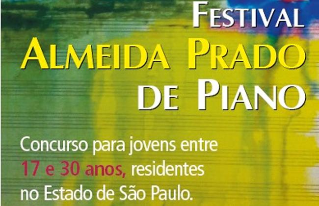 Festival Almeida Prado de Piano, em homenagem ao saudoso acadêmico, anuncia vencedores