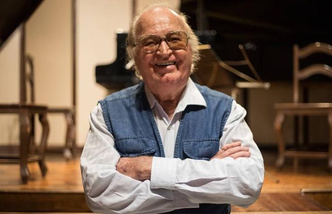 Edino Krieger: Livro, CD e Concerto celebram os 93 anos do compositor brasileiro