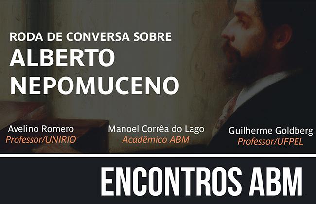 Roda de Conversa sobre Alberto Nepomuceno
