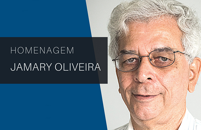 Homenagem póstuma ao Acadêmico Jamary Oliveira