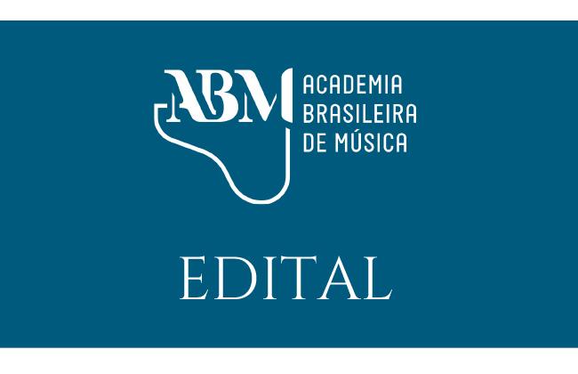 ABM lança edital para preenchimento de vaga do seu quadro de integrantes