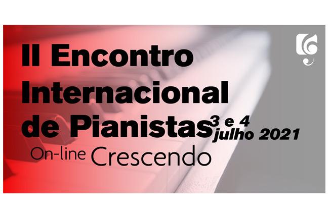 II Encontro Internacional de Pianistas foi destaque em julho