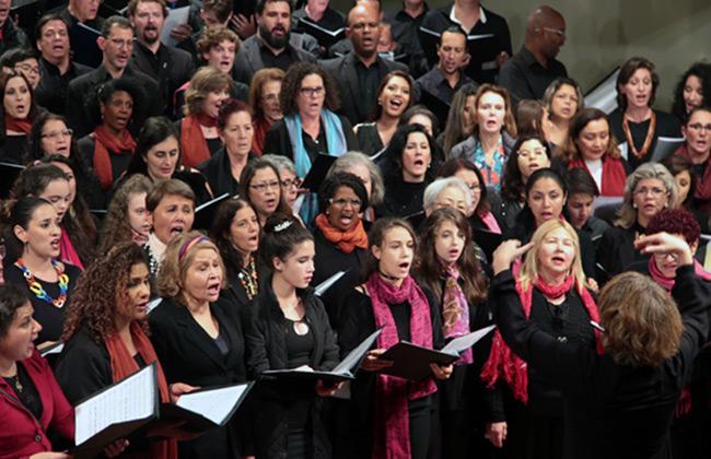 Semana de canto coral movimentou Curitiba em julho